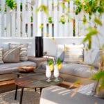 Pyrgos Restaurant Garden Hall lounge