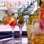 Pyrgos Restaurant Garden Hall drinks