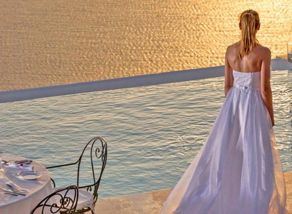 La Maltese Estate Santorini Wedding Venue