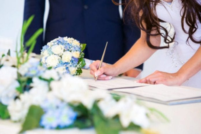 Basic Santorini Wedding Package