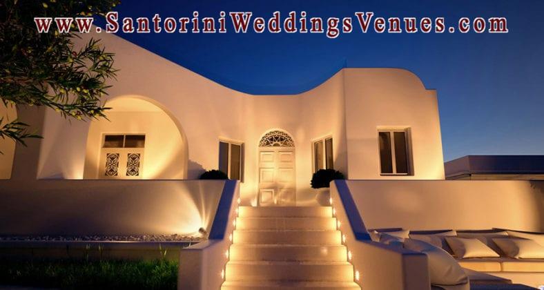 Le Ciel Santorini Wedding Venue main