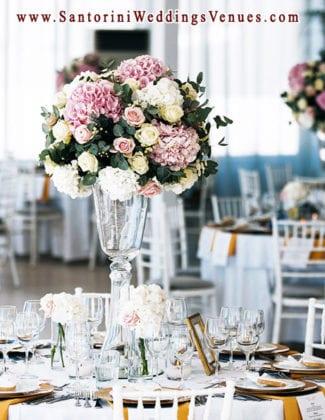 Le Ciel Santorini Wedding Venue