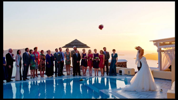 Santorini Princess Wedding Venue