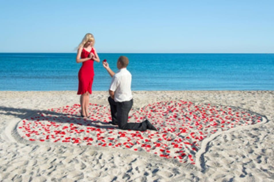 Santorini Marriage Proposals