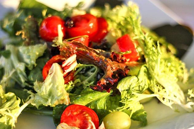 Santorini Gem Wedding Venue tomato