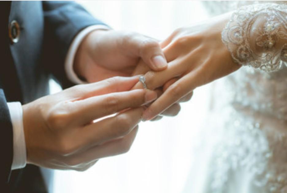 Paris & Elena Santorini Symbolic Wedding Package Vows Renewal