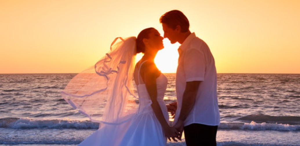 Tristan & Isolde Santorini Symbolic Wedding Package Vows Renewal