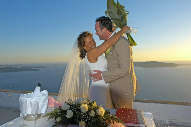 Profitis Elias Santorini Wedding Venue 2