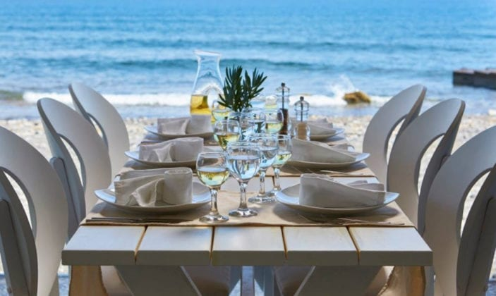 Mario Restaurant Santorini Wedding Venue 1