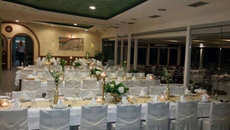 Mario Restaurant Santorini Wedding Venue 3