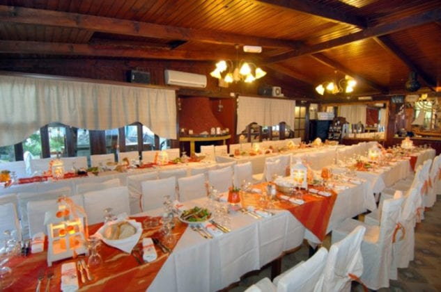 Mario Restaurant Santorini Wedding Venue 15