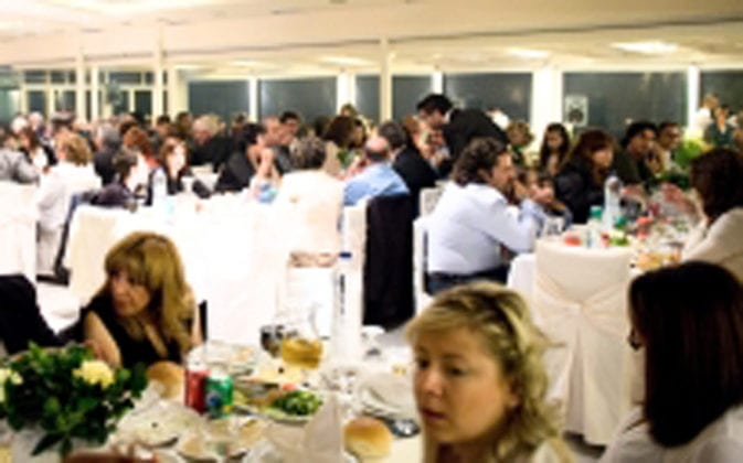 Mario Restaurant Santorini Wedding Venue 7
