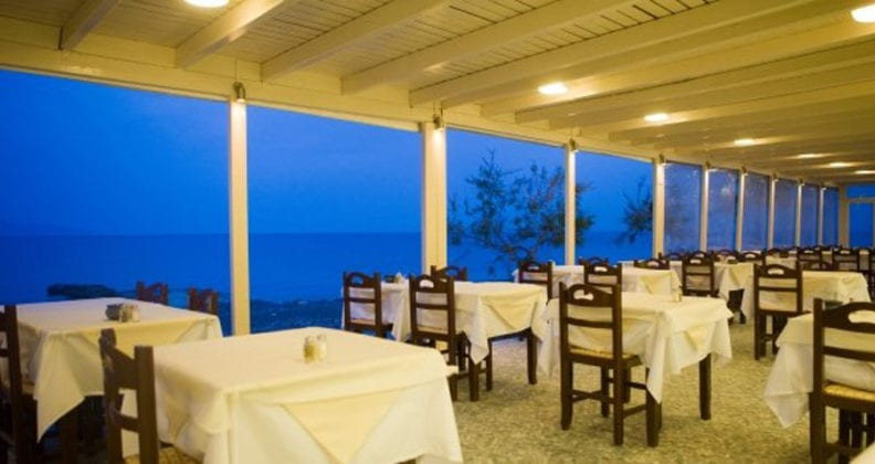 Mario Restaurant Santorini Wedding Venue 9
