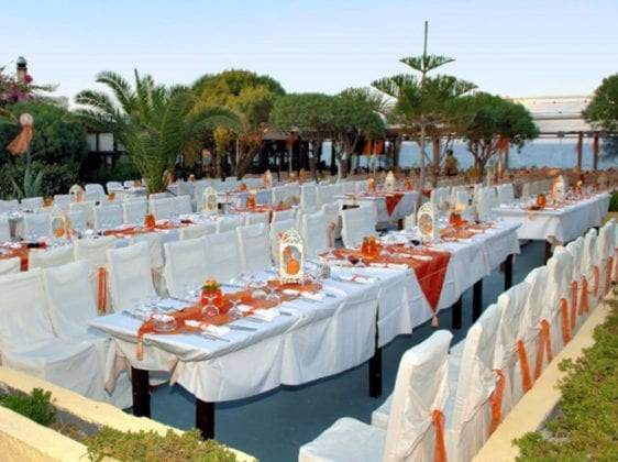 Mario Restaurant Santorini Wedding Venue 13